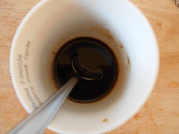 Mrożona kawa z kakaową bitą śmietaną