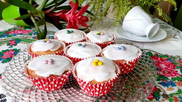 Muffinki cytrynowe na serku-wersja lekka