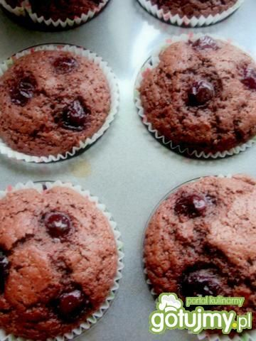 Muffinki czekoladowe z Coca Colą