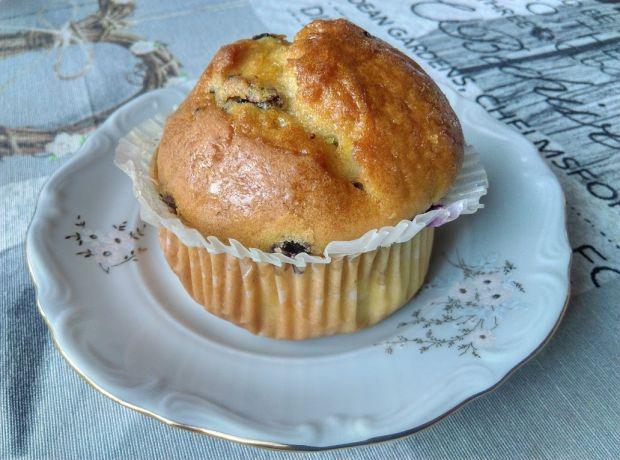 Muffinki czereśniowe