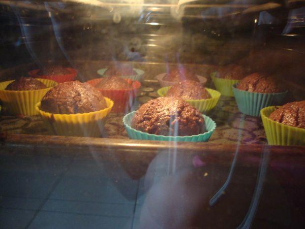 Muffinki kakaowe