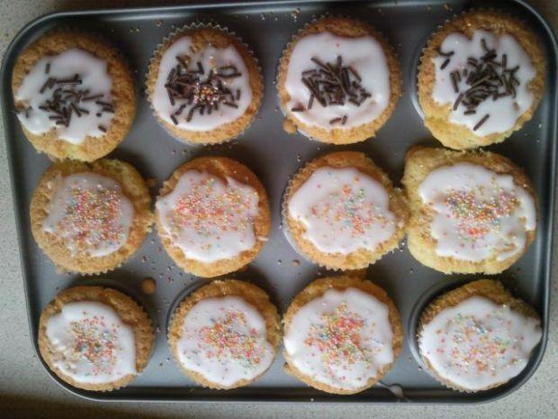Muffinki mojego starszaka