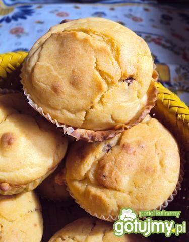 Muffiny na słono super nadają się na drugie śniadanie do pracy