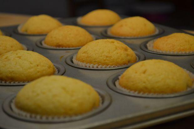 Muffinki waniliowe (przepis podstawowy)