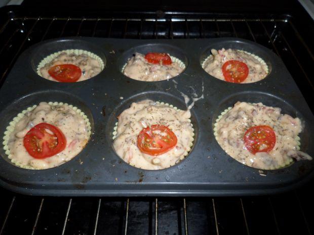 Muffinki wytrawne