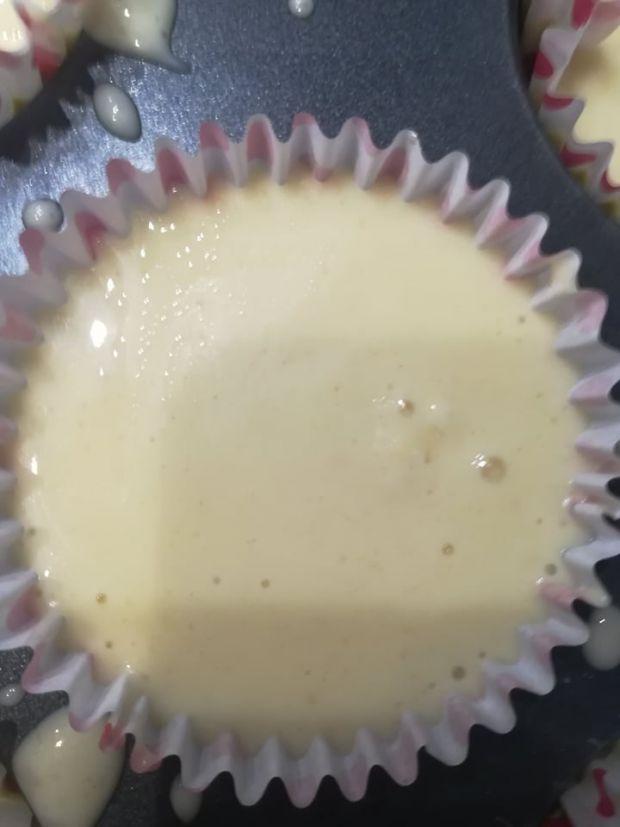 Muffinki z czekoladą