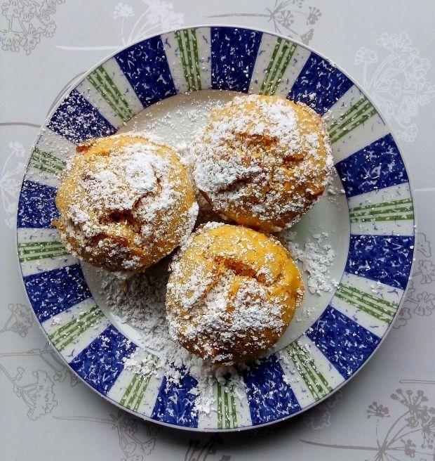Muffinki z dynia i orzechami
