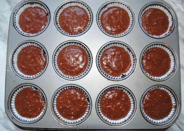 Muffinki z kaszą jaglaną