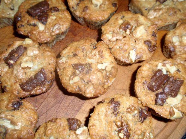 Muffinki z michałkami