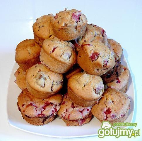 Muffinki z owocami 3
