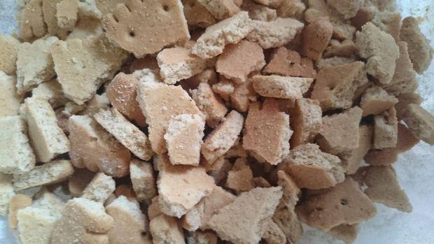 Muffiny kawowe z herbatnikami