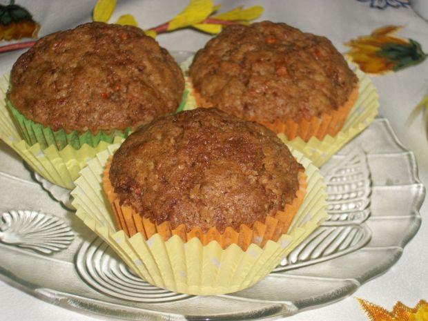 Muffiny marchewkowe wg Zub3ra