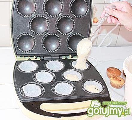 Muffiny waniliowe  Pie & Cupcake