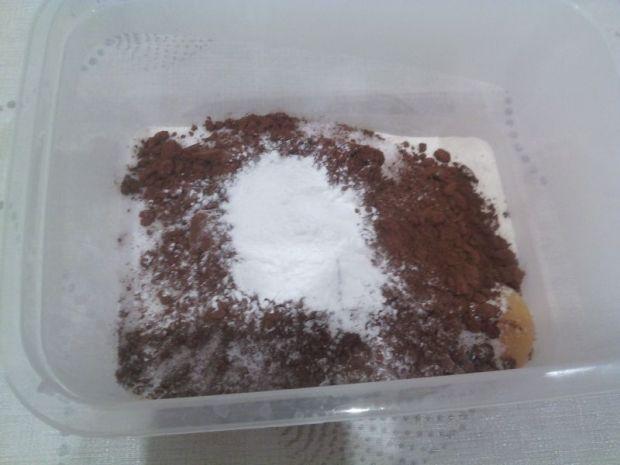 Muffiny z serkiem mascarpone