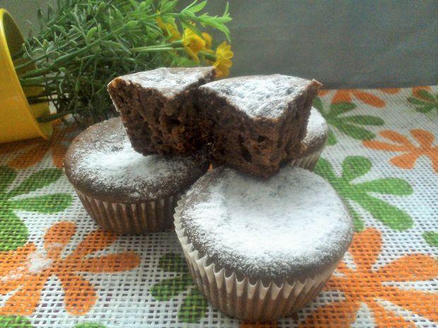 Mufiny czekoladowe