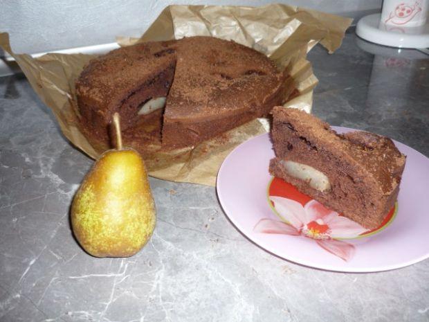 Murzynek gruszkowy