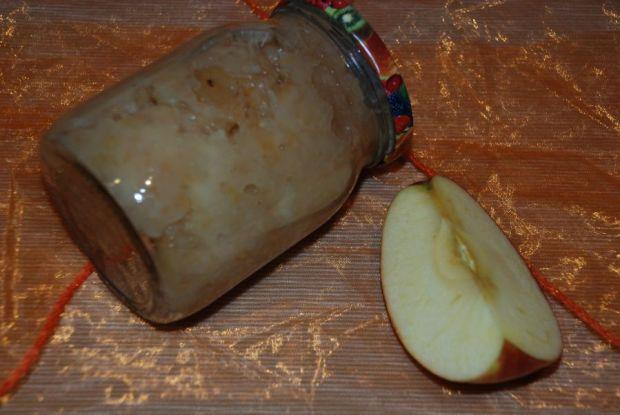 Mus jabłkowy bez cukru