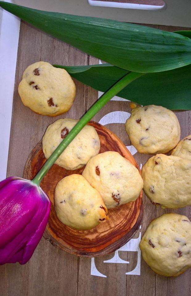 Najłatwiejsze ciasteczka z rodzynkami