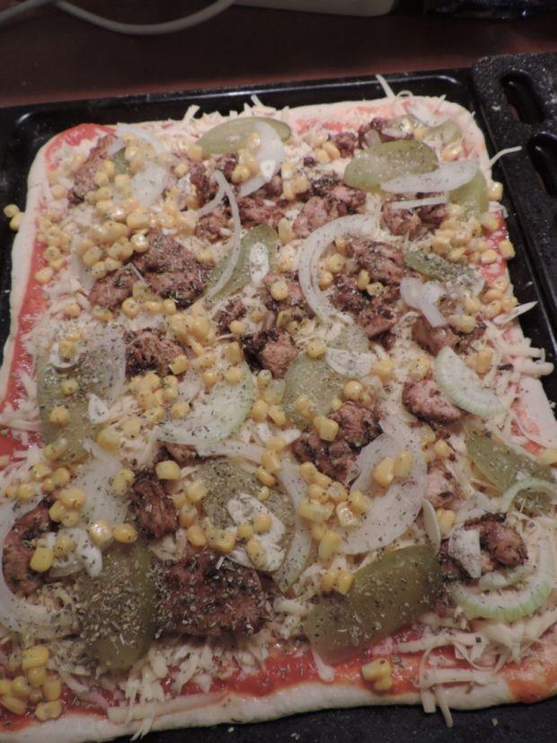 Najlepsza pizza gyros