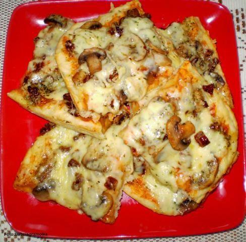 Najprostsza pizza Babcigramolki