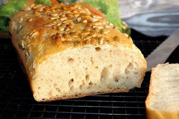 Najprostszy chleb pszenny bez wyrabiania