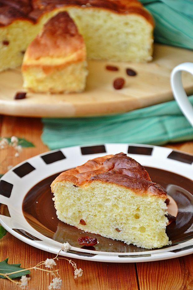 Najbardziej puszyste ciasto drożdżowe