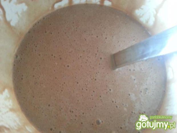 Naleśniki kakaowe z twarogiem