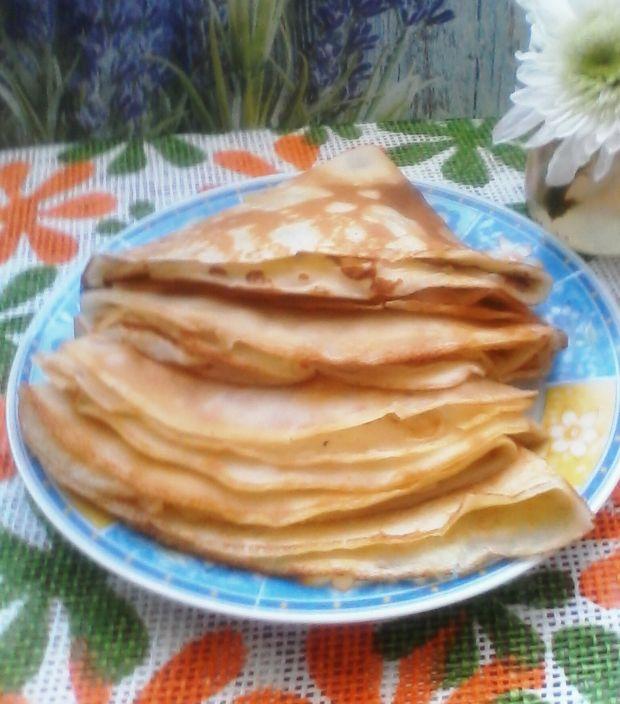 Naleśniki pszenno - żytnie