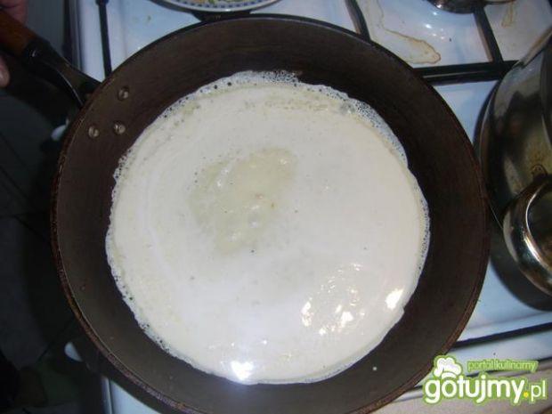 Naleśniki  z serem białym