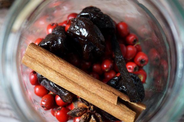 Nalewka z owoców głogu