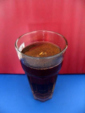 Napój alkoholowy Grog z rumem