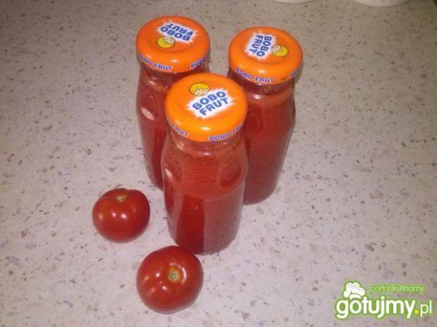Naturalny koncentrat pomidorowy