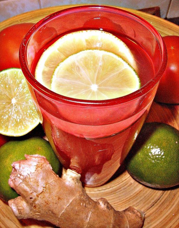 Naturalny napój energetyzująco - wzmacniający