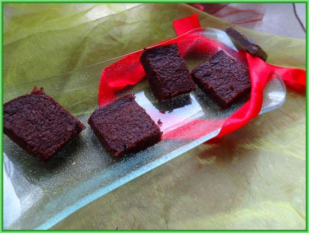 Niesamowite brownie z cukinią