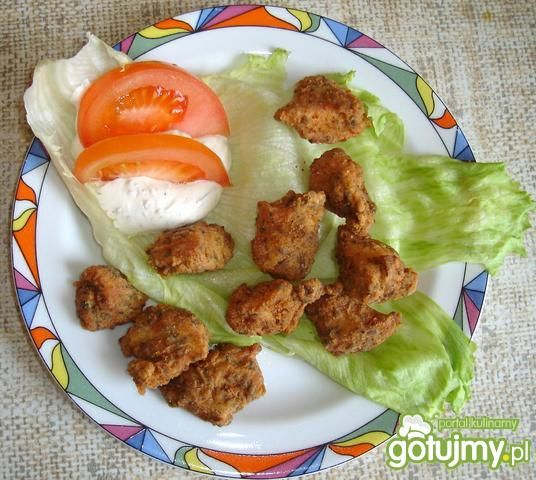Nugaty ziołowe z kurczaka