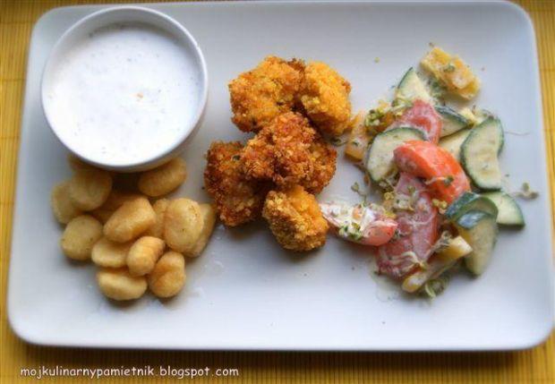 Nugetsy czyli obiad na życzenie