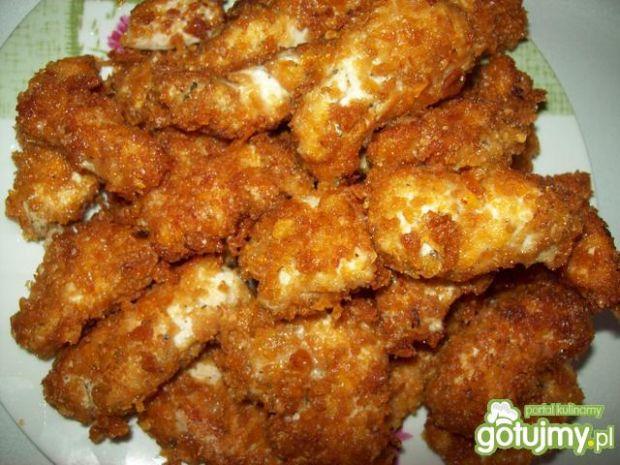 Nugetsy z kurczaka