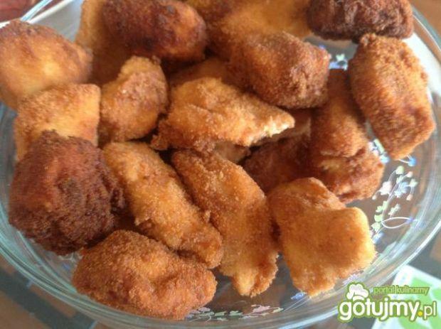 Nuggetsy z piersi kurczaka 3
