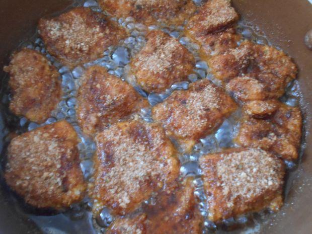 Nuggetsy z wędzoną papryką