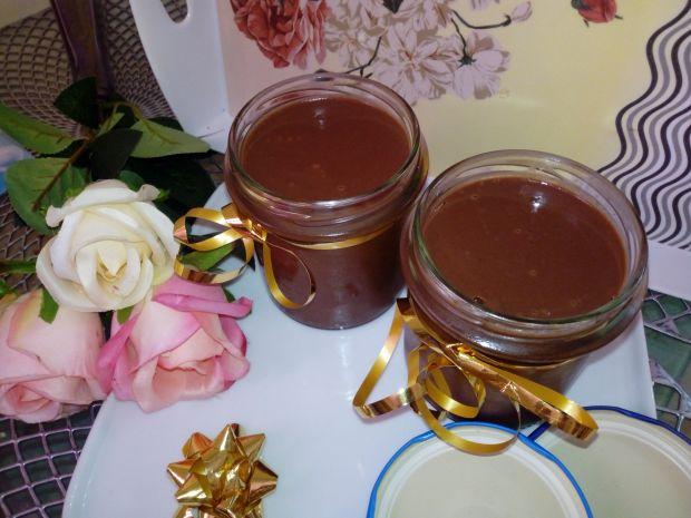 Nutella z orzechów laskowych