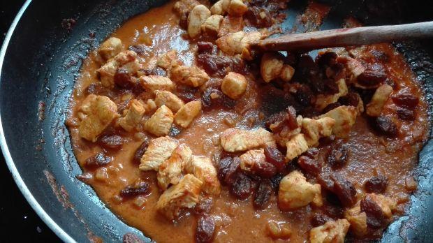 Obiad nr 2 Kurczak Curry - Dieta 1200 kalorii
