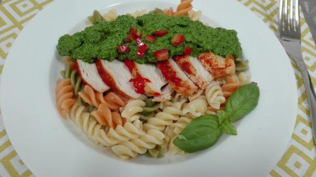Obiad nr 6 Pierś w pietruszce Dieta 1200 kalorii