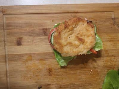 Obiadowy Burger