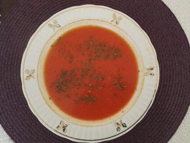 Odchudzona fit-pomidorówka