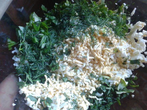 Odchudzona pasta jajeczno-ziołowa