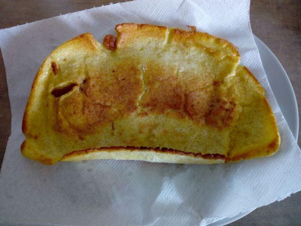 Omlet z jednego jajka