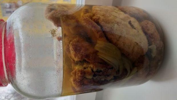 Opiekane filety śledziowe Bożeny