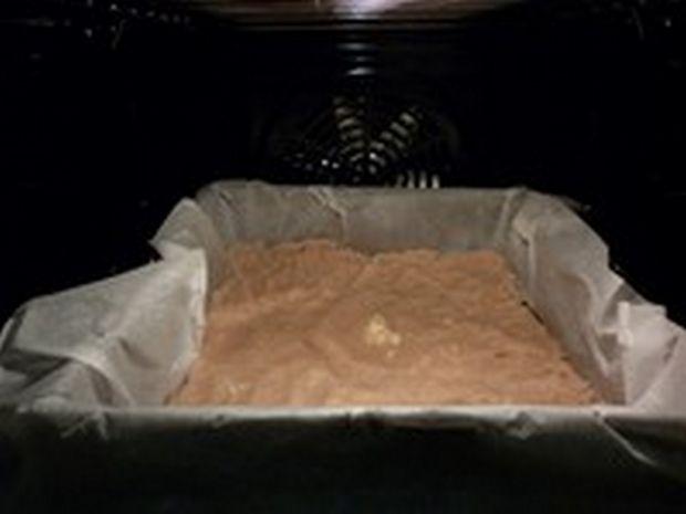 Orkiszowo - kukurydziane z gruszkami i cynamonem