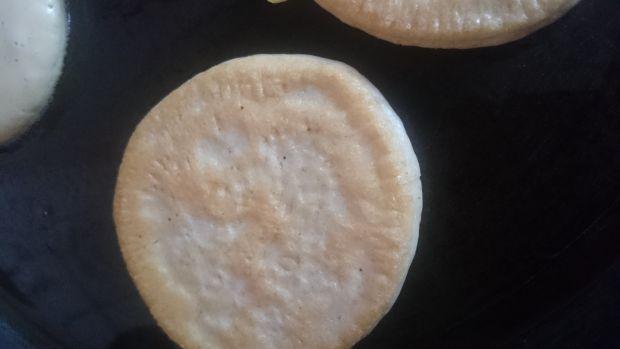 Orzechowe placuszki z białek (bez cukru)