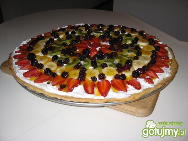 owocowa pizza